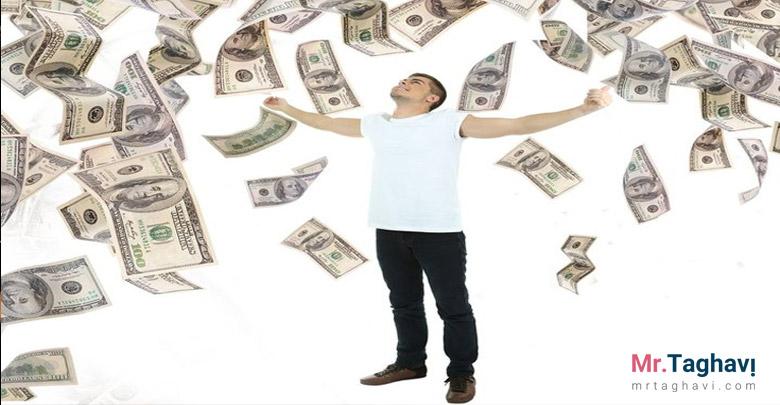قانون جذب پول و روش های آن