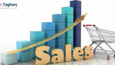 افزایش فروش محصولات با 8 تکنیک