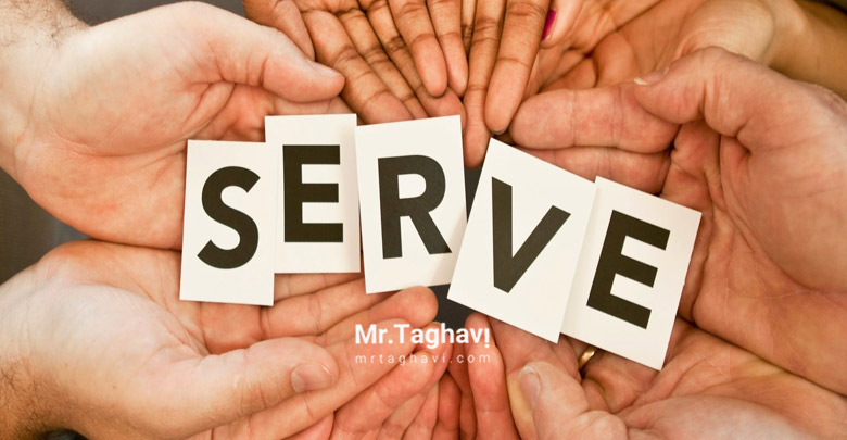 عامل موفقیت در زندگی و رابطه آن با خدمت به دیگران