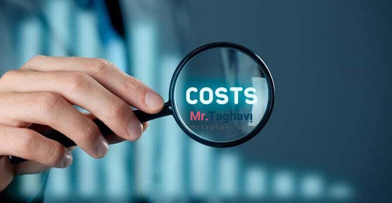 مدیریت هزینه و درآمد