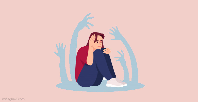 ترس و اضطراب